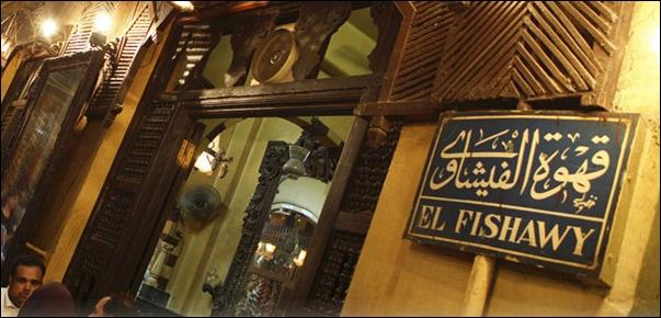 El Café Fishawy, toda una institución en El Cairo