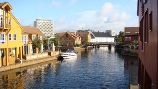 Kristiansand, en Noruega