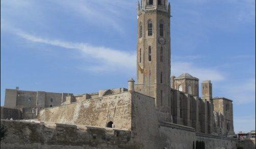En época medieval Lleida fue epicentro de órdenes militares y religiosas