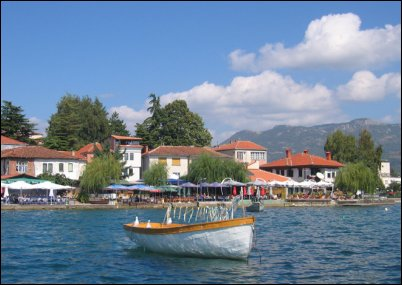 Ohrid, la ciudad de la luz (Macedonia)