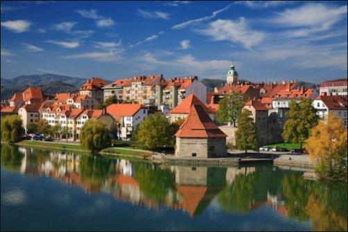 Espectacular panorámica de Maribor