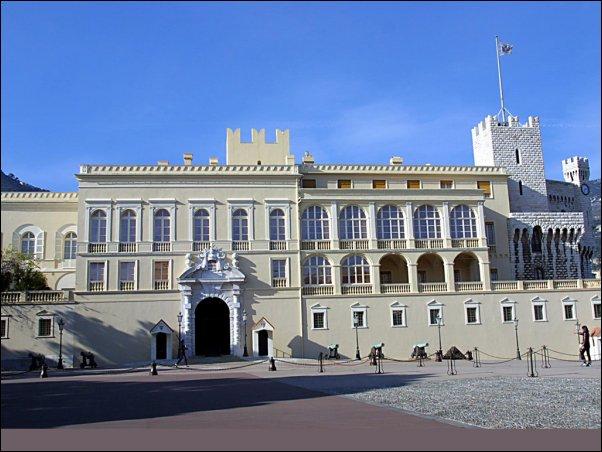 El Palacio Principesco