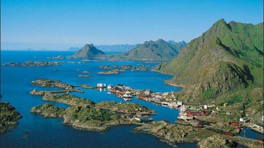 Nordland es una región fascinante