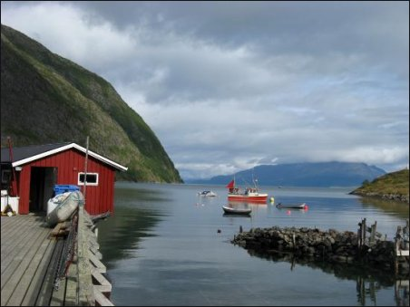 """Tromsø, también llamada """"el París del norte"""""""