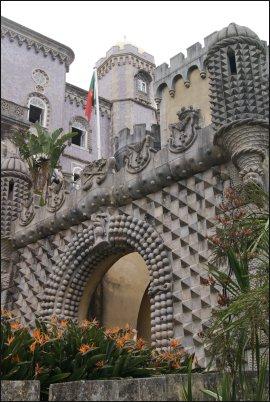 La Puerta Férrea