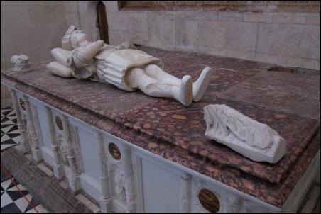 Capilla funeraria del infante Juan Manuel.
