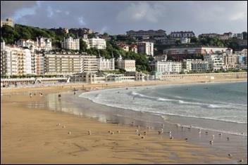 San Sebastián: la belleza de su Bahía, conocida como la Perla del Cantábrico