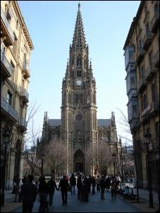 La Catedral del Buen Pastor fue construida en el siglo XIX