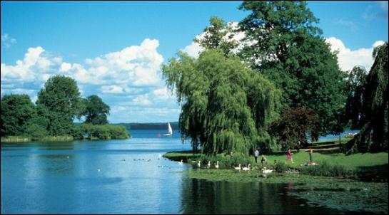 Preciosa imagen de Schwerin