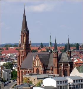 Schwerin está llena de encantos