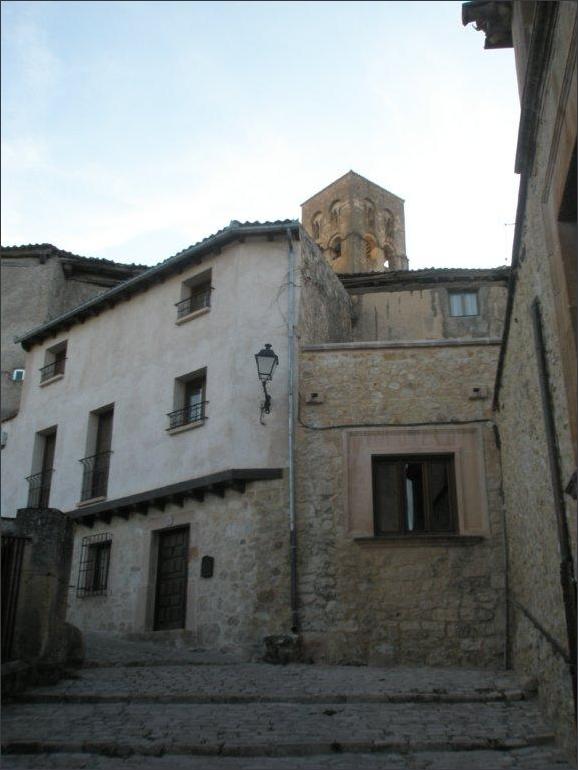 Calle de Sepúlveda.