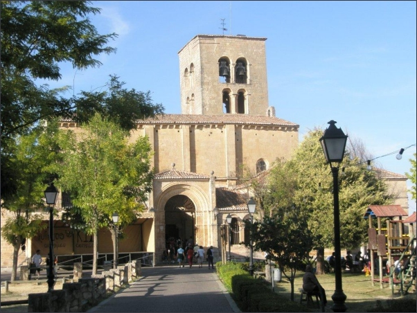 Iglesia de Nuestra Señora de la Peña.