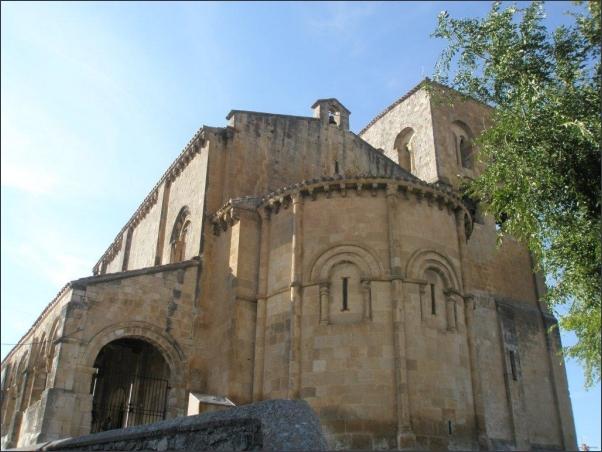 Iglesia Románica de San Salvador.