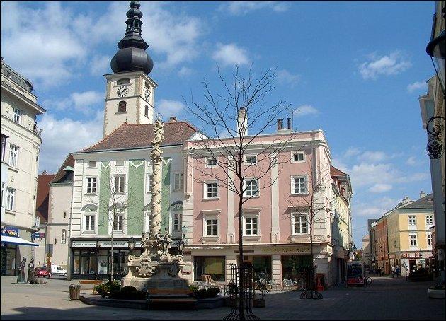 Sankt Pölten: Herrenplatz