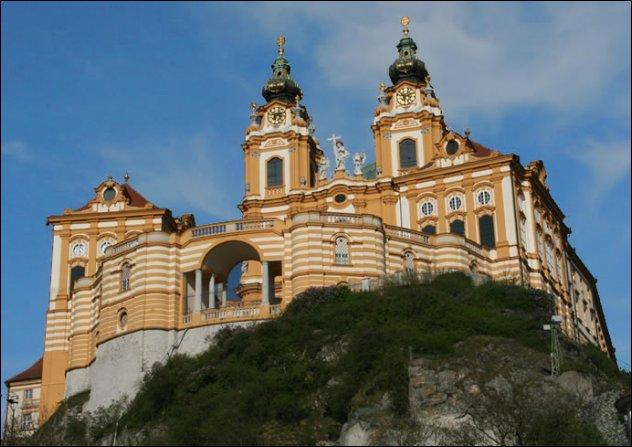 Sankt Pölten: La abadía de Melk