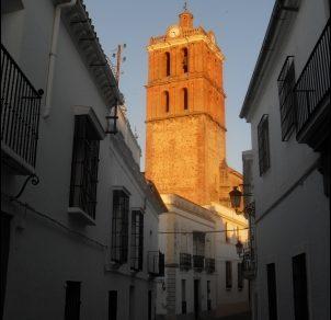 La Iglesia de la Candelaria de Zafra