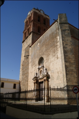 La Iglesia de La Candelaria