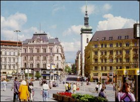 Brno es la segunda ciudad más grande y más importante de la Republica Checa