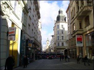Los edificios más importantes de Brno son de estilo de secesión, moderna temprana y funcionalismo