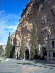 El Santuario de La Virgen de la Esperanza de Calasparra