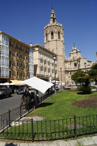 Conjunto catedralicio. Valencia