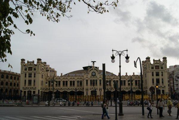 La estación del Norte. Valencia