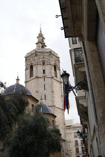 El Micalet. Valencia