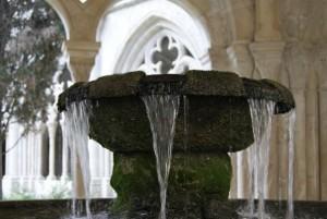 El Monasterio de Poblet - El silencio se oye en Poblet