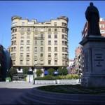 Plaza del seis de agosto