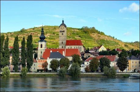 Klagenfurt y su precioso casco antiguo