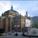 El teatro de la Ópera