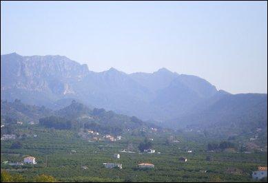 El Valle de la Murta.