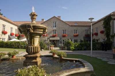 A Quinta da Auga, el destino perfecto en Santiago de Compostela