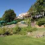 Entorno del Ô Hotel Fonte Santa