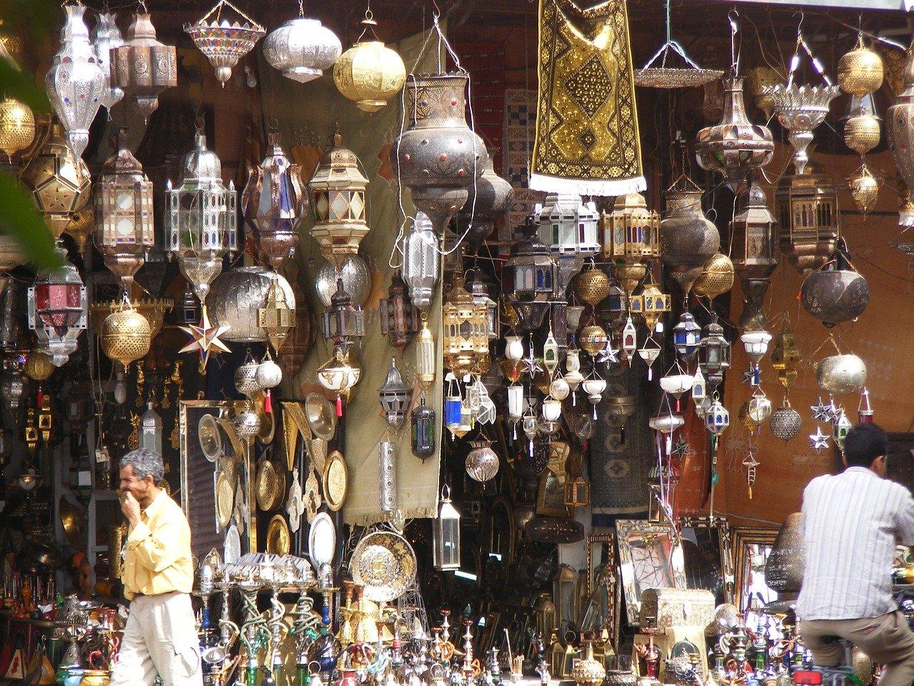 Marrakech es una ciudad orientada al turismo