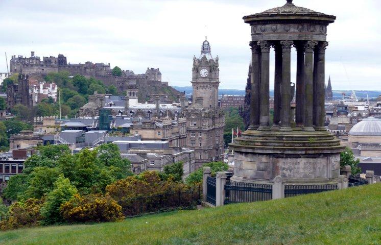 Calton Hill, en Edimburgo