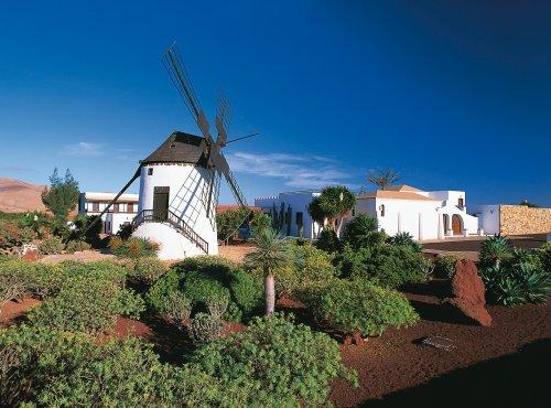 Antigua, preciosas planicies en Fuerteventura