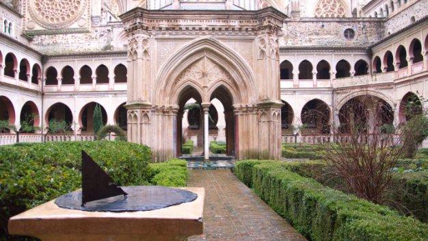 El Claustro del Monasterio de Guadalupe
