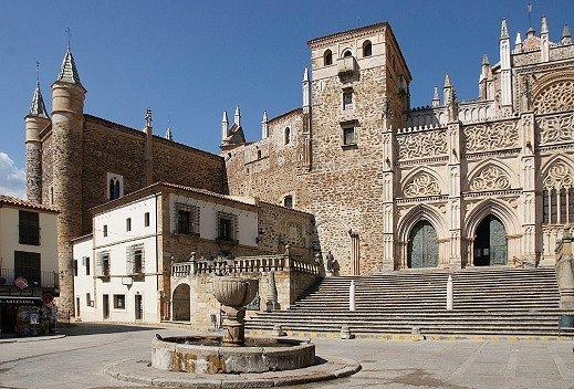 El Monasterio de Guadalupe