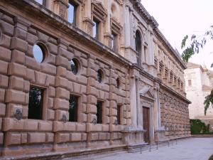 El Palacio de Carlos V