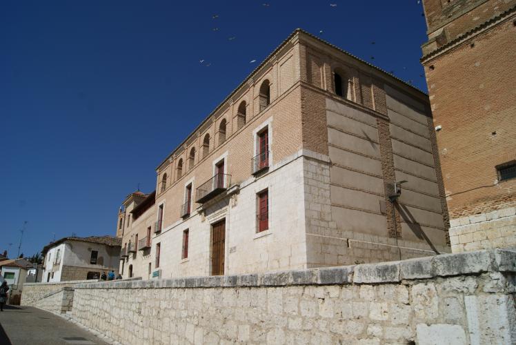 Las Casas del Tratado, en Tordesillas
