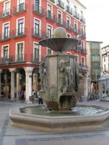 Valladolid es un ciudad coqueta, llena de encantos