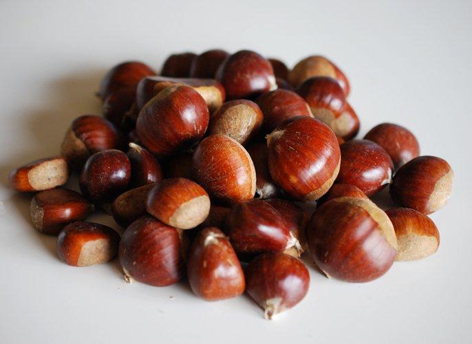 La castaña es uno de los frutos consumidos desde el paleolítico y que es conocido desde los países mediterráneos hasta Japón