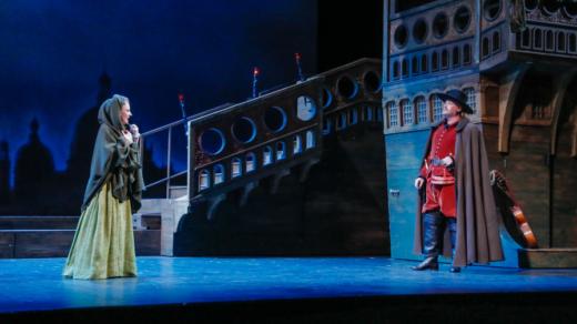 """""""Galanteos en Venecia"""", éxito en el Teatro de la Zarzuela"""