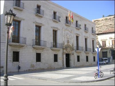 El casco antiguo de la ciudad fue declarado Conjunto Histórico Artístico el año 1969