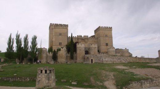 El tesoro del castillo de Ampudia