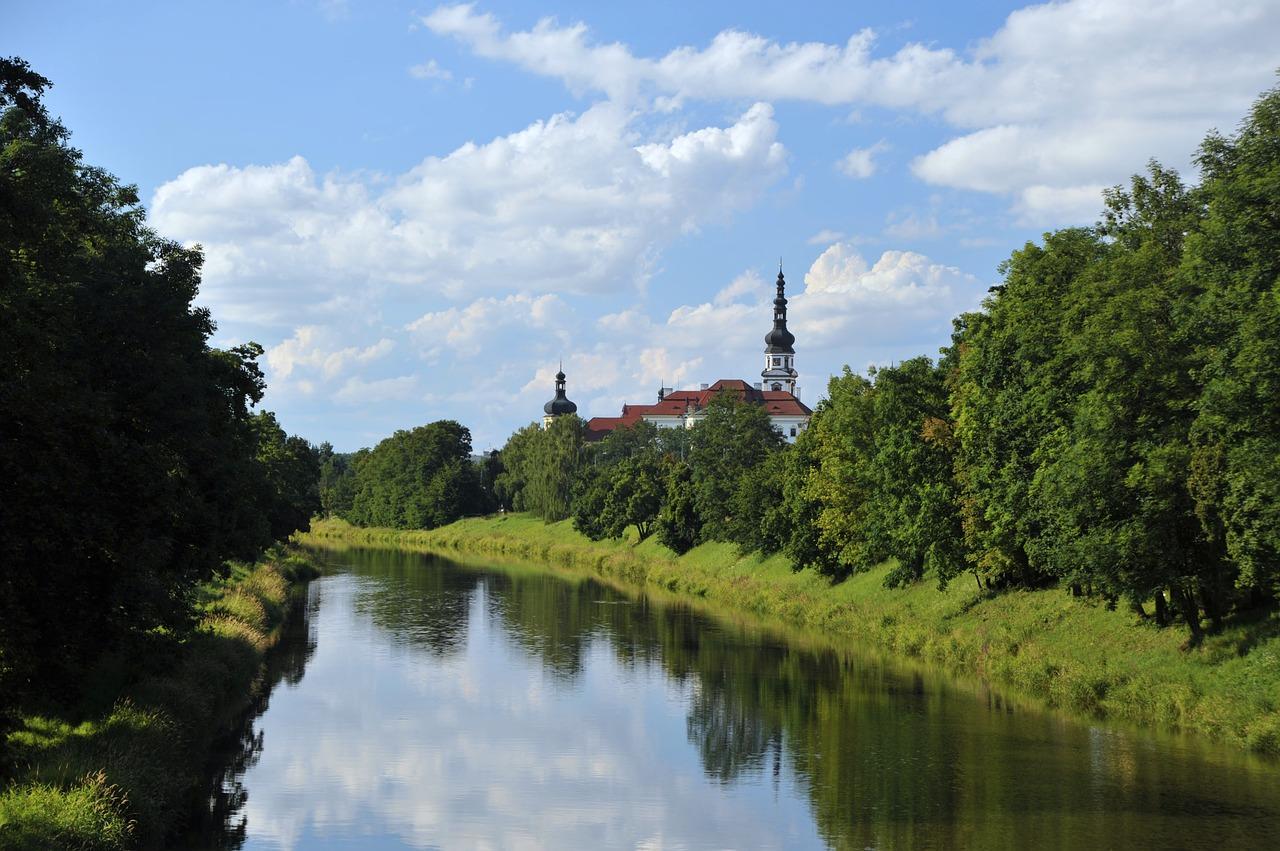 Olomuc, en la República Checa