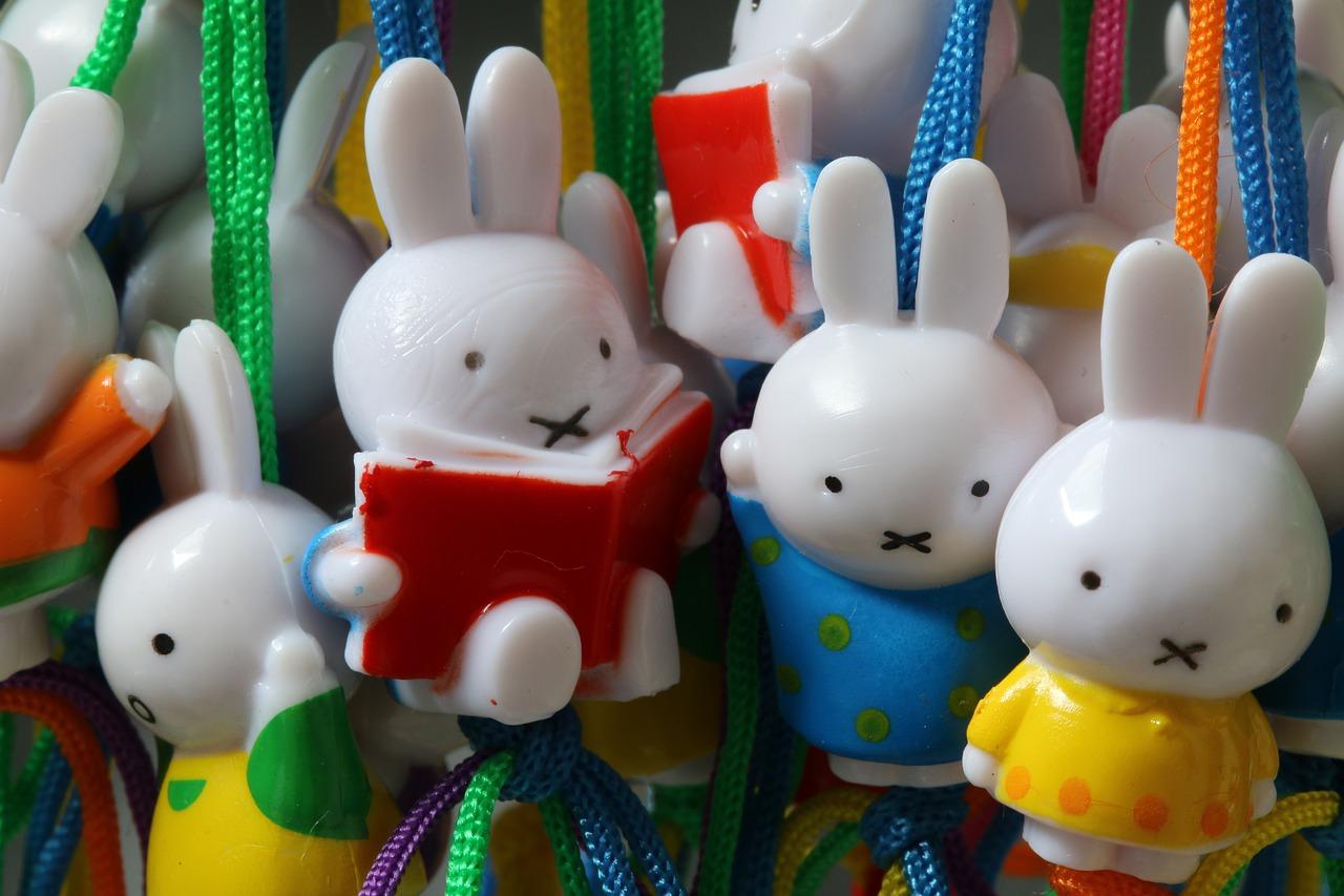 Miffy, la pequeña conejita creada por Dick Bruna en el año 1955