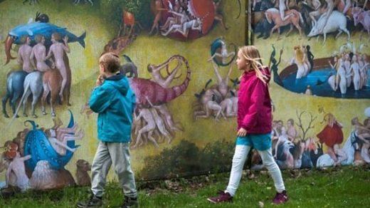 """Holanda rinde homenaje en 2016 al pintor """"El Bosco"""" por el V Centenario de su muerte"""