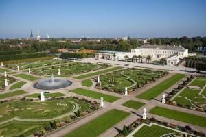 Los Jardines Reales en Herrenhausen